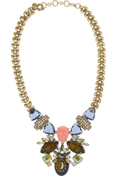 j crew necklace Holiday Gift Guide 2013 | 16 Jewelry Pieces