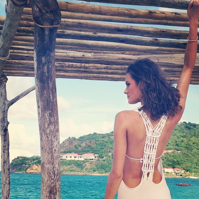 jac vs swim Instagram Photos of the Week | Liu Wen, Alessandra Ambrosio + More Model Pics