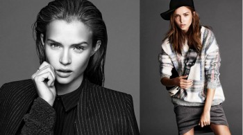 Josephine Skriver Exudes Cool for Elle Sweden Shoot by Jimmy Backius