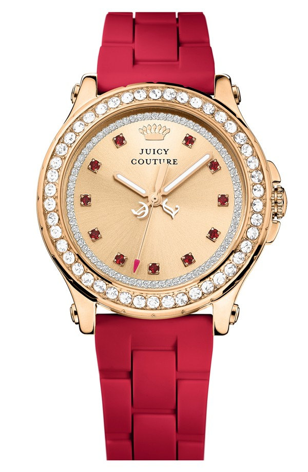 juicy couture crystal watch Holiday Gift Guide 2013 | 16 Jewelry Pieces