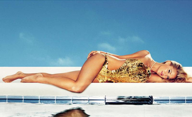 Kate Hudson Covers Harper's Bazaar December/January 2013