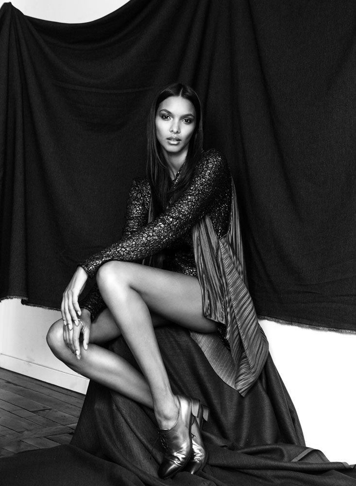 lais ribeiro model3 Lais Ribeiro Stuns in Images by Jurij Treskow