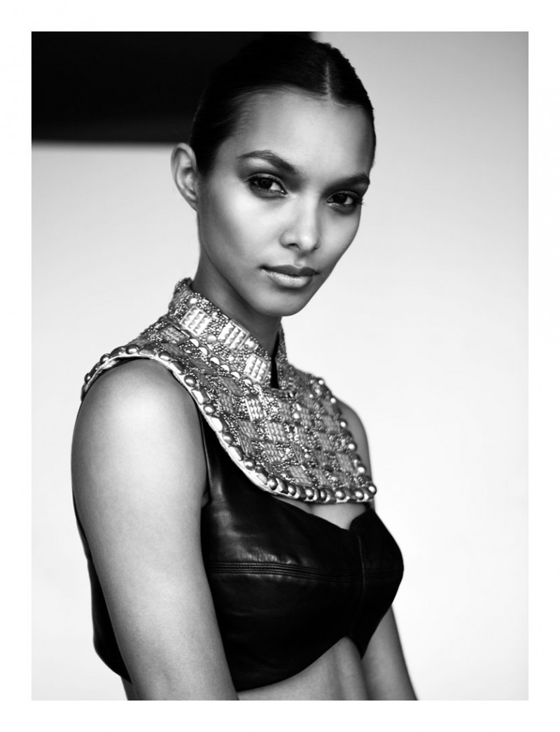 lais ribeiro model4 800x1045 Lais Ribeiro Stuns in Images by Jurij Treskow