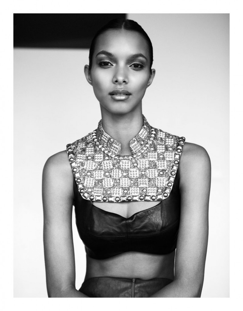 lais ribeiro model5 800x1024 Lais Ribeiro Stuns in Images by Jurij Treskow