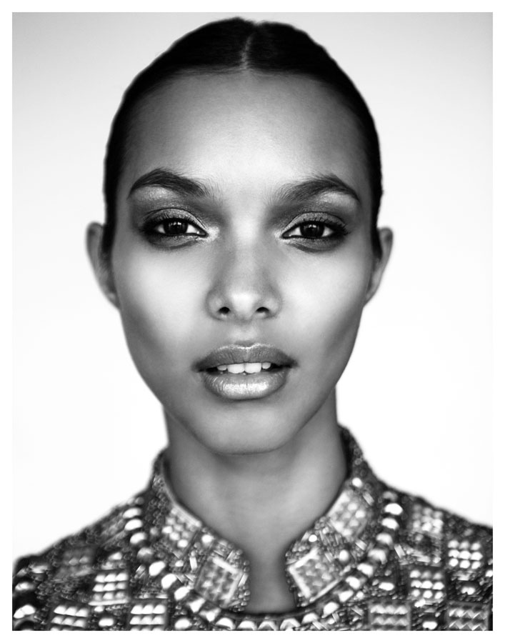 lais ribeiro model6 Lais Ribeiro Stuns in Images by Jurij Treskow