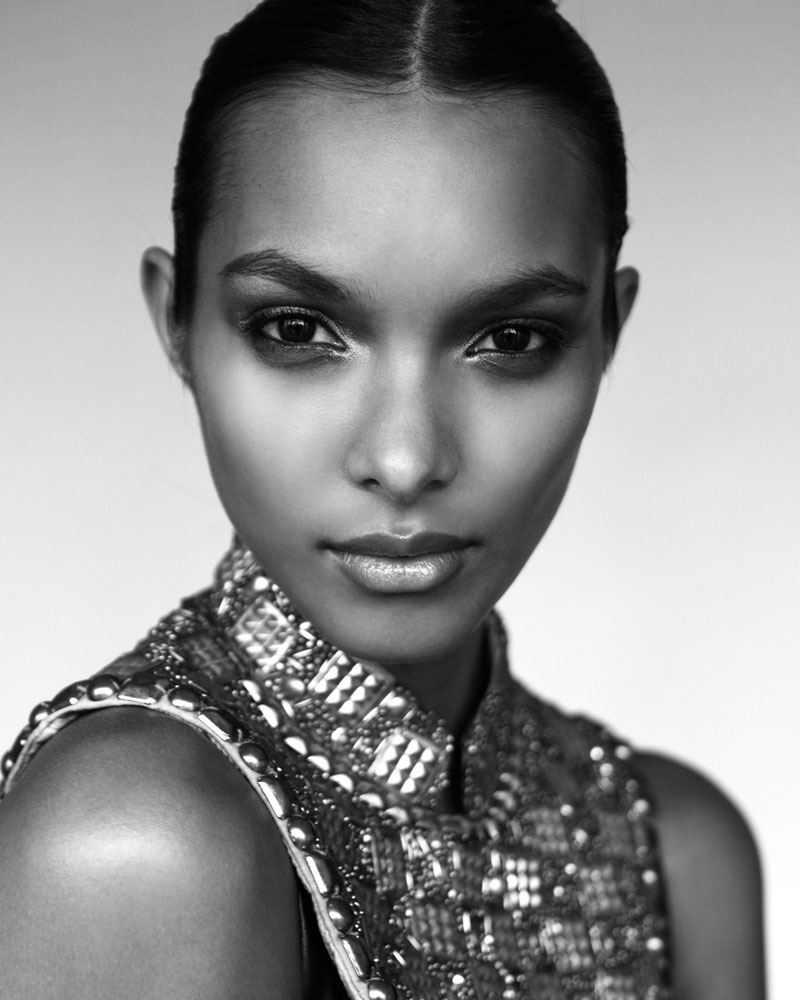 lais ribeiro model7 Lais Ribeiro Stuns in Images by Jurij Treskow