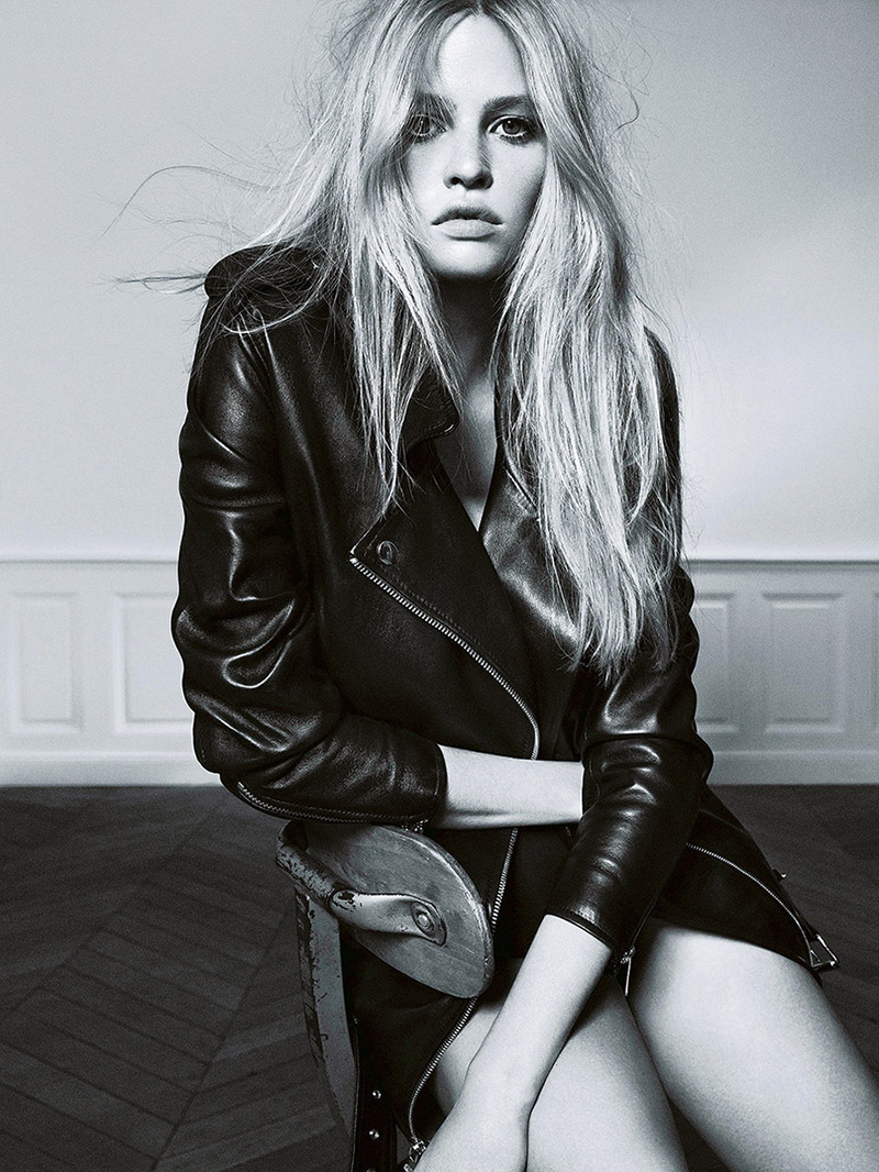 lara stone pictures10 Lara Stone Wows in New Shoot for Madame Figaro by Nico
