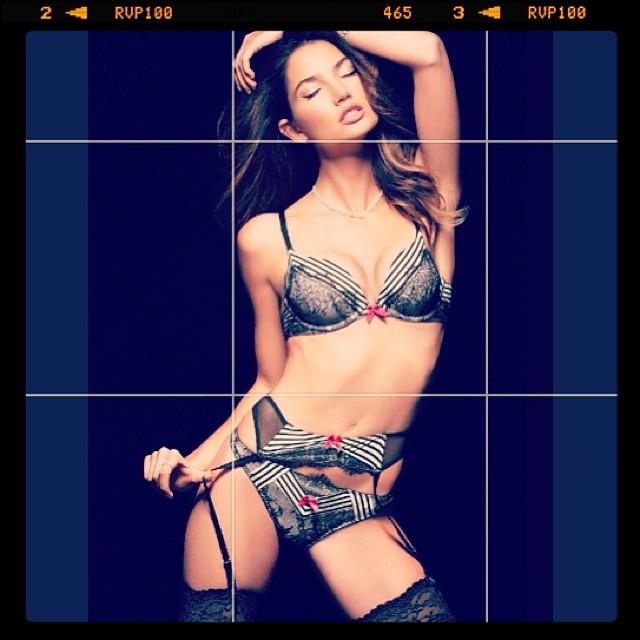 lily vs Instagram Photos of the Week | Liu Wen, Alessandra Ambrosio + More Model Pics