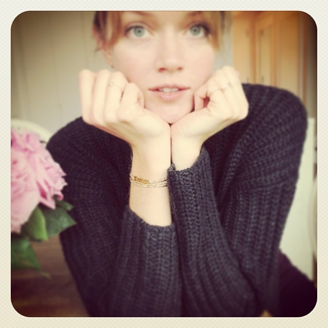 lindsay jewelry Instagram Photos of the Week | Barbara Palvin, Heidi Klum + More Model Pics