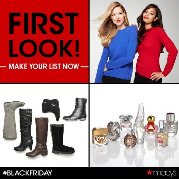 Check Out Macy's Black Friday 2013 Deals