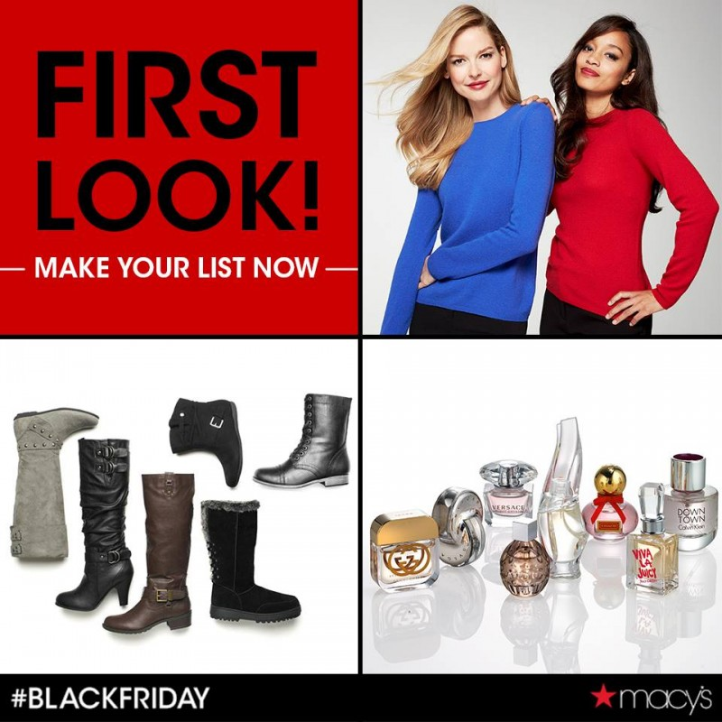 macys black friday mailer 800x800 Check Out Macys Black Friday 2013 Deals