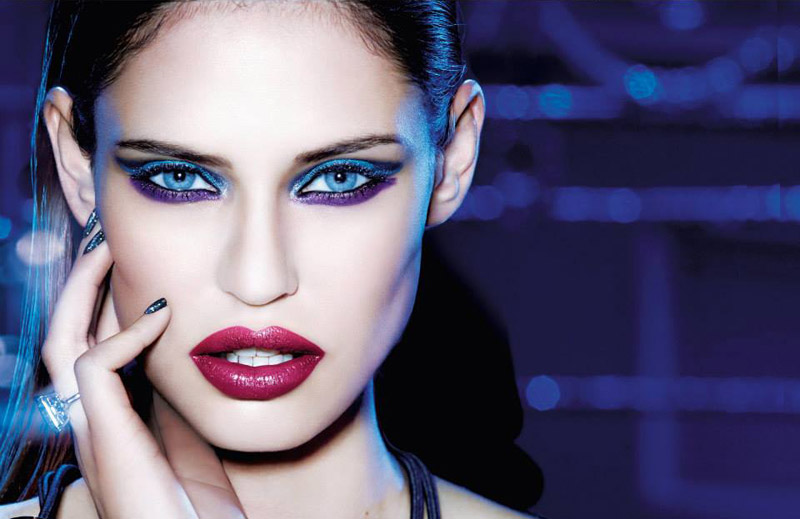 million carats loreal2 Bianca Balti Shines in LOreal Million Carats Holiday Line