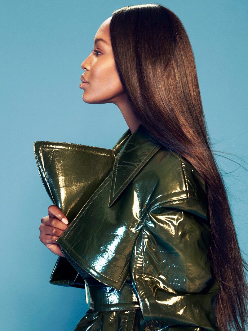 Naomi Campbell Teams Up with John-Paul Pietrus for Typhoon Haiyan Relief