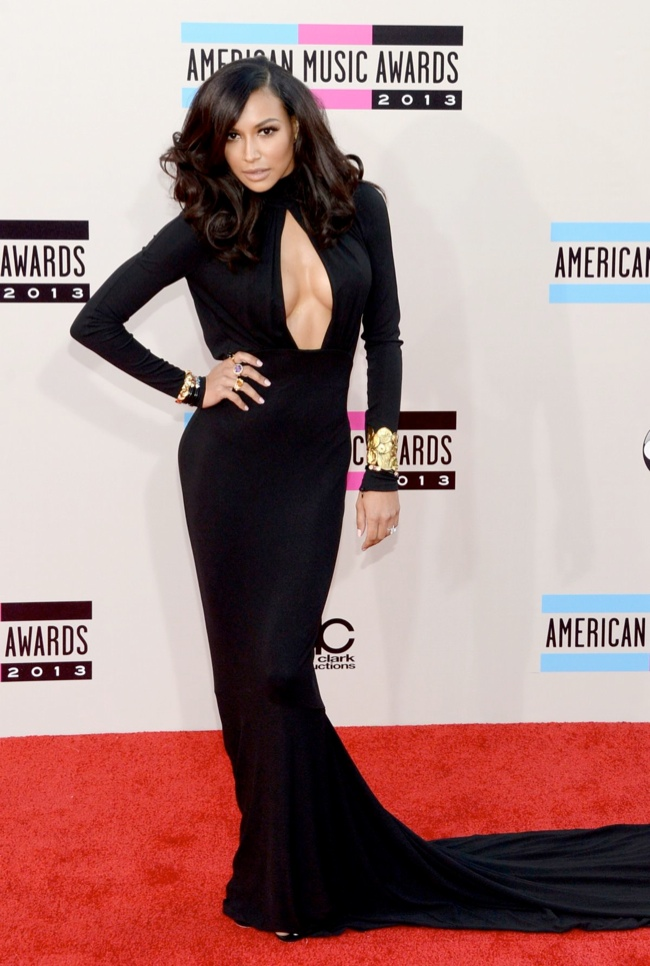 naya rivera michael kors Taylor Swift, Katy Perry, Miley Cyrus + More Star Style at the 2013 AMAs
