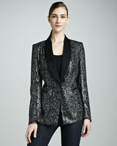 neiman marcus blazers neiman marcus paillettes blazer1 5 Essential Jackets for Your Wardrobe