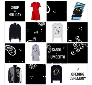 Shop Opening Ceremony Christmas Items on thecorner.com