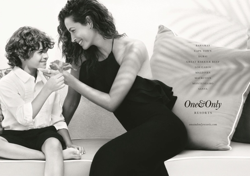 one only resorts2 Christy Turlington Stars in One&Only Resorts Campaign