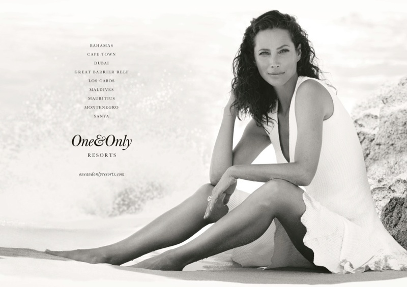 one only resorts3 Christy Turlington Stars in One&Only Resorts Campaign