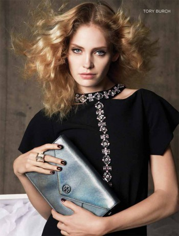 Heidi Mount Gets Glam for El Palacio de Hierro by David Roemer