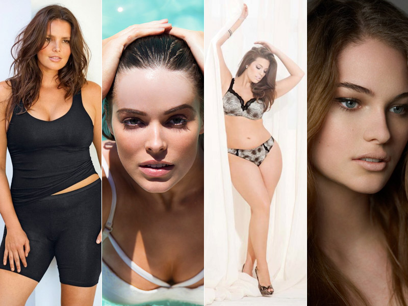 Discover the top plus size models