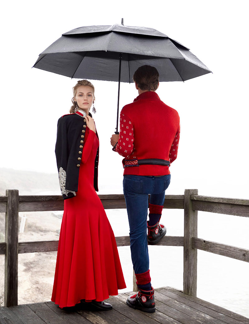 ralph lauren holiday4 The Edit: Christmas & Holiday 2013 Shoots