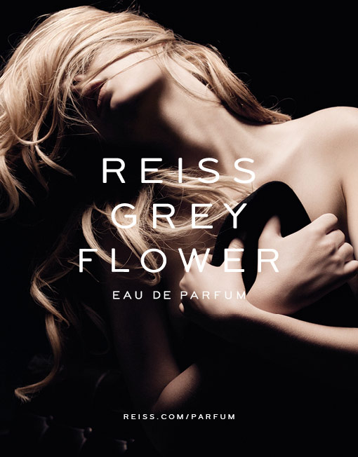 reiss grey flower Reiss Grey Flower Fragrance Launch