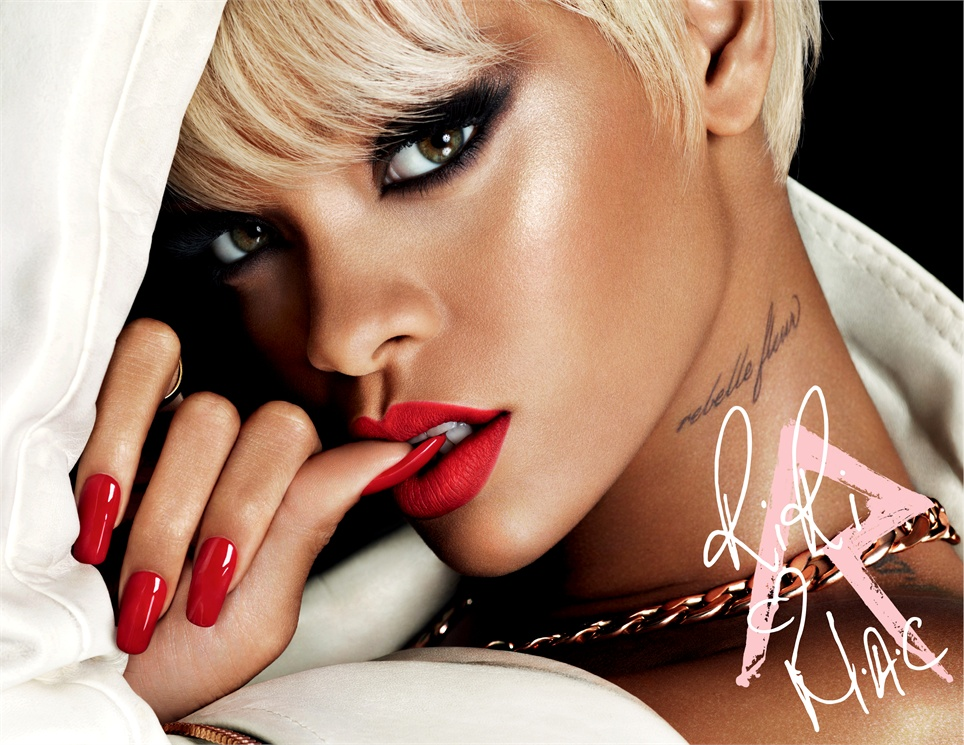 Rihanna for Mac Winter Collaboration