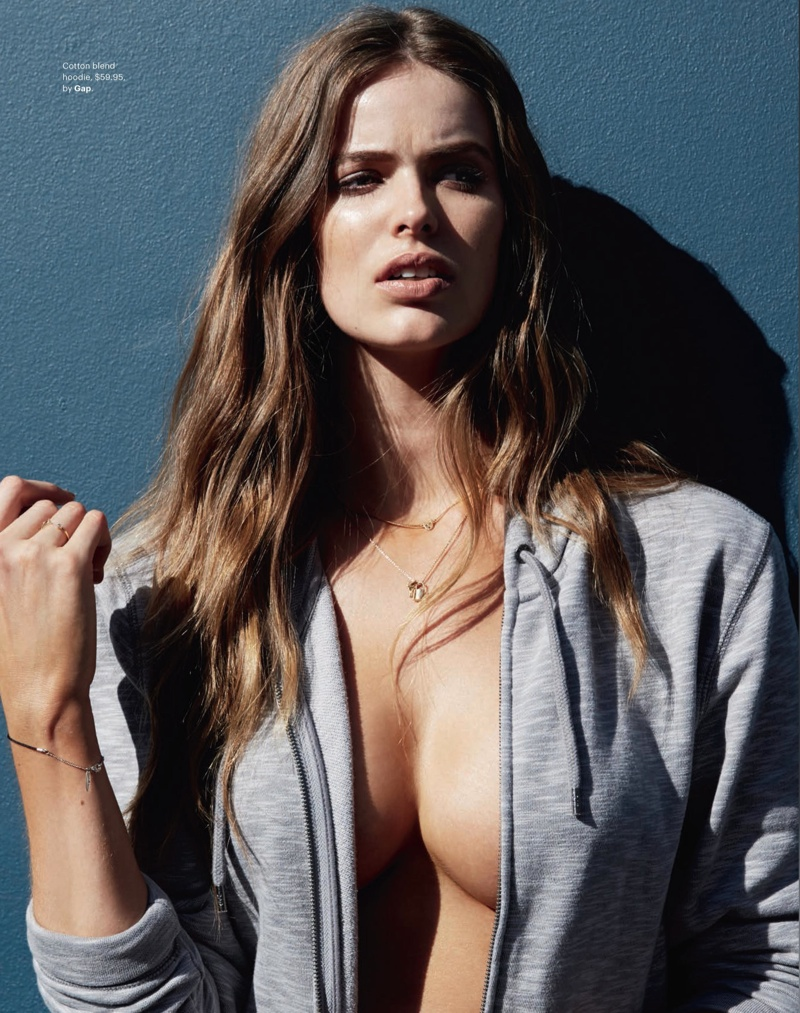 robyn gq shoot5 Robyn Lawley is Seductive in Denim for GQ Spread by Pierre Toussaint