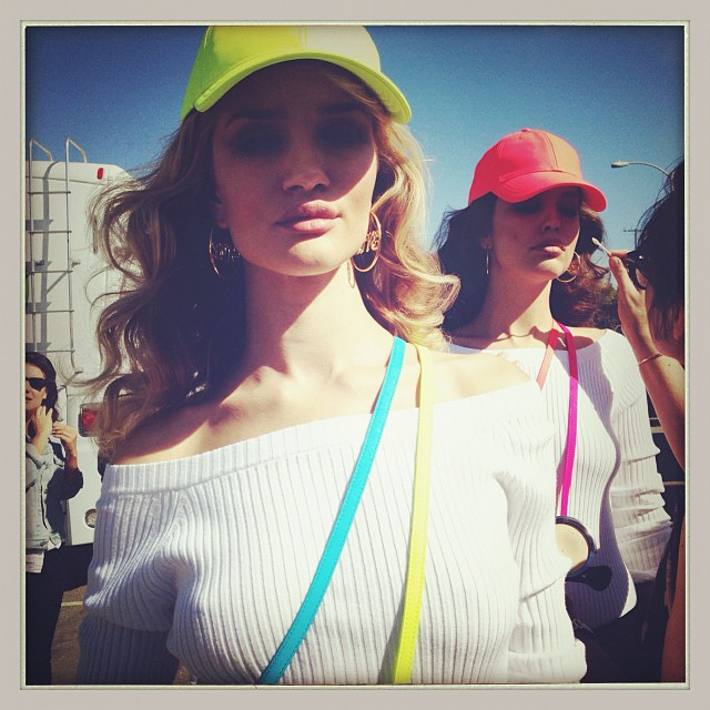 rosie emily3 Rosie Huntington Whiteley & Emily DiDonato to Star in Upcoming Juicy Couture Ads