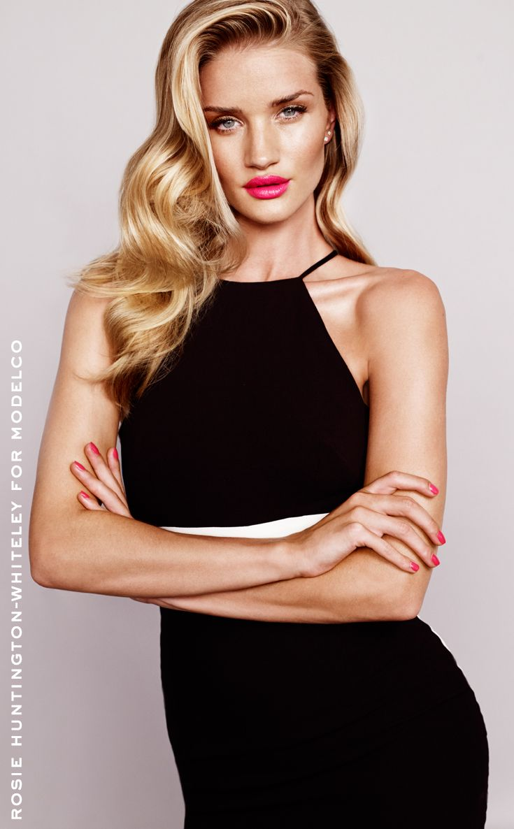 rosie modelco ads6 Rosie Huntington Whiteley Stuns in ModelCos Spring 2013/2014 Campaign