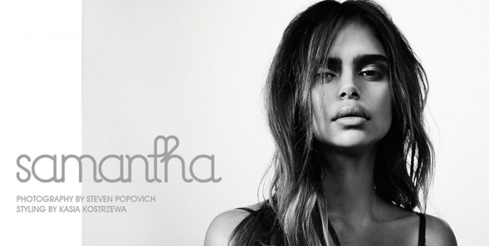 samantha harris fgr 700x352 Kristen Stewart to Star in Upcoming Chanel Campaign