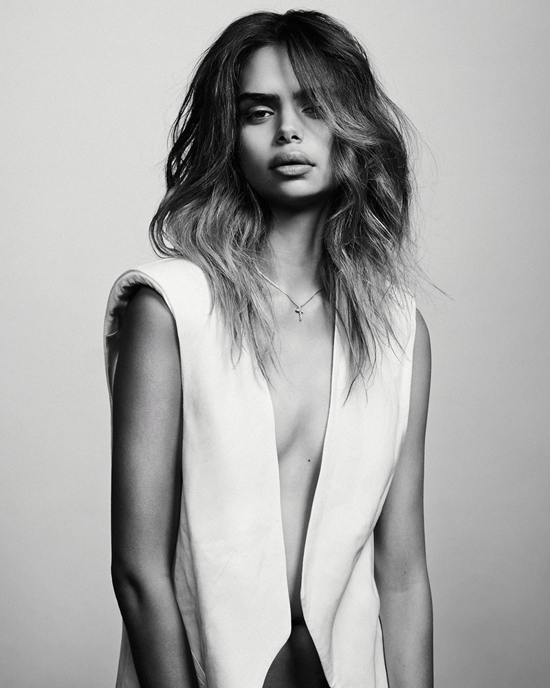 Samantha Harris by Steven Popovich for Fashion Gone Rogue