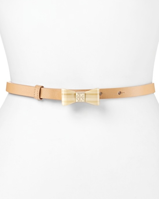 skinny belt bow Holiday Gift Guide 2013 | Bags & Accessories