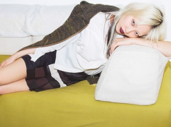 Soo Joo Park Stars in Nylon Mexico November 2013 by Andrew Kuykendall