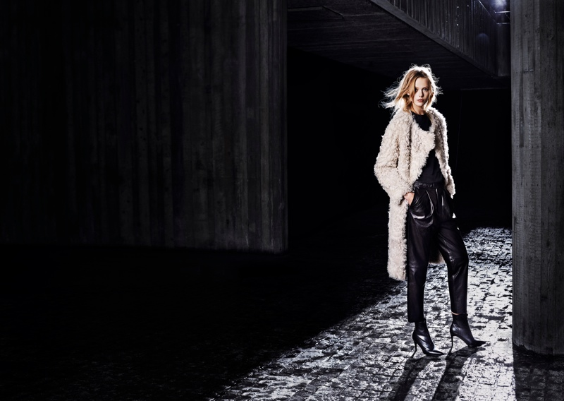 tiger sweden frida5 Frida Gustavsson Stars in Tiger of Swedens Fall 2013 Ads by Hasse Nielsen