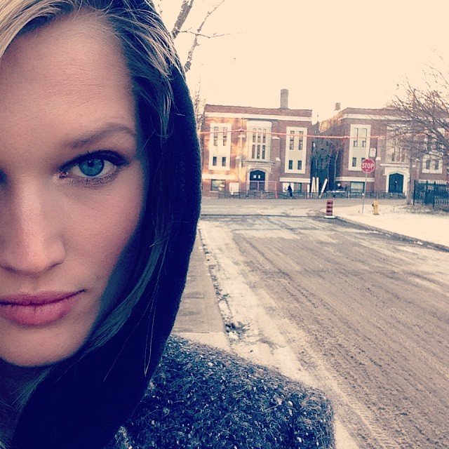 toni garrn toronto Instagram Photos of the Week | Barbara Palvin, Heidi Klum + More Model Pics