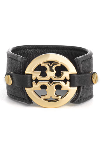 tory burch leather bracelet Holiday Gift Guide 2013 | 16 Jewelry Pieces