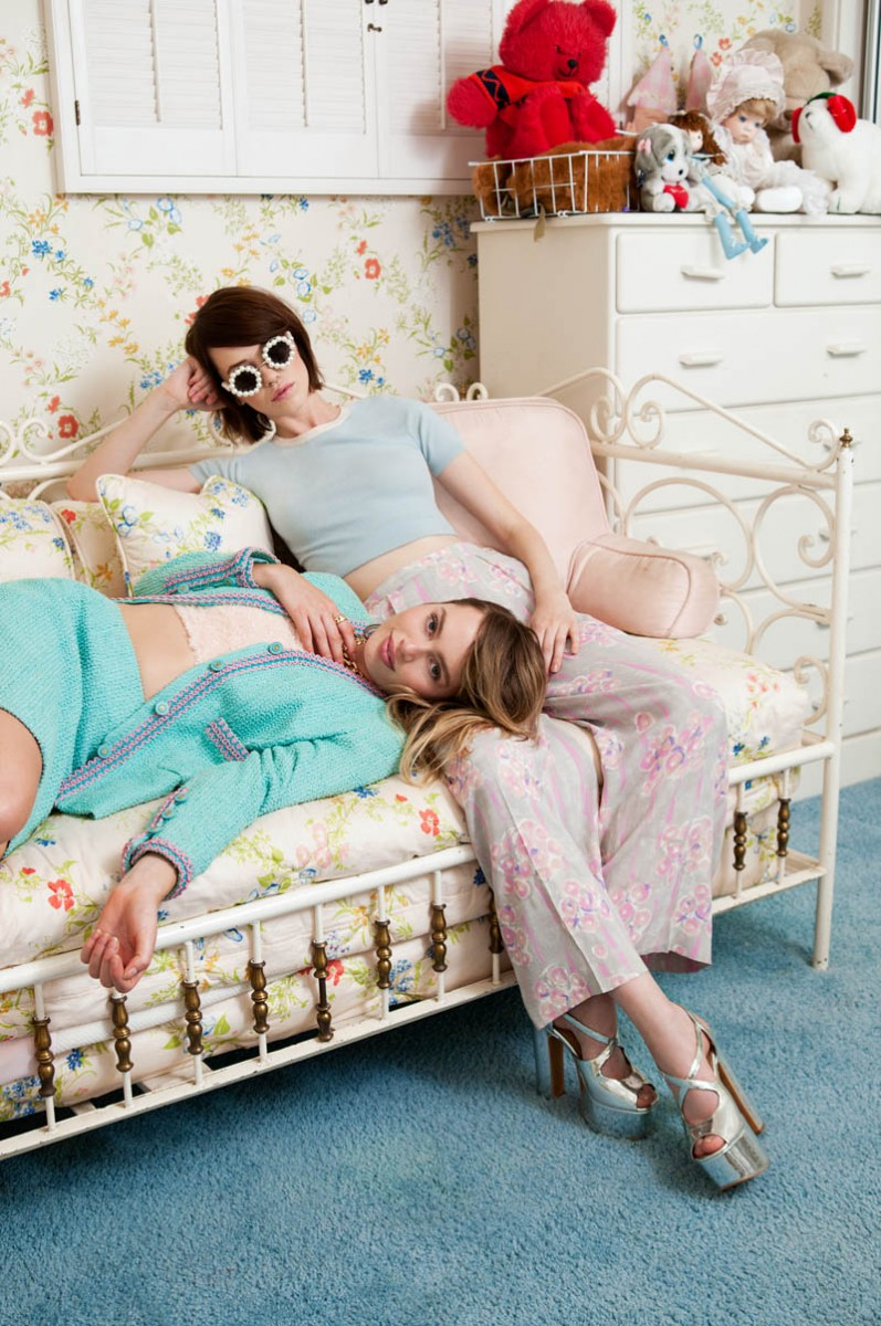 80s & 90s Style Revisited: See Nasty Gal's Vintage Chanel Lookbook