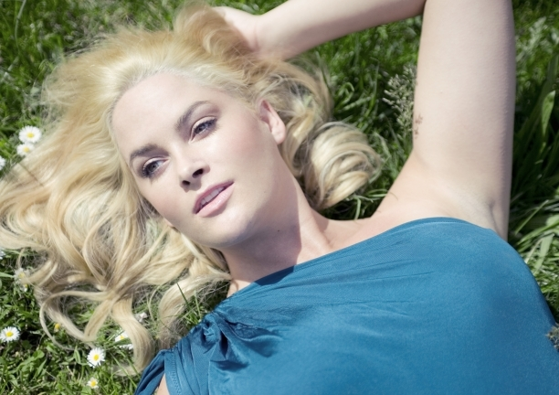 Plus size model Whitney Thompson