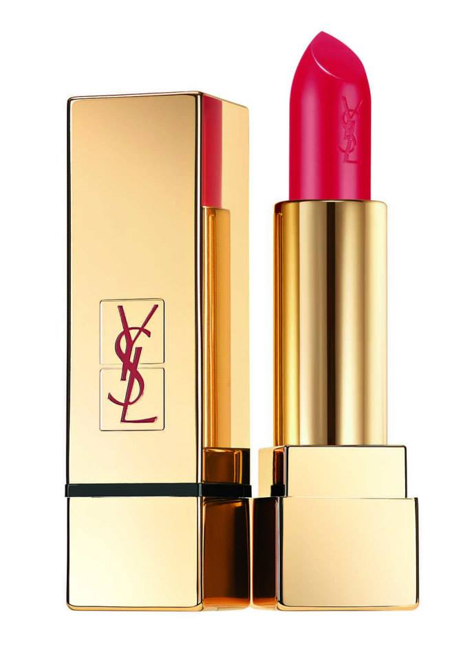 ysl holiday 2013 3 Lindsey Wixson Stars in YSL Holiday 2013 Cosmetics Collection