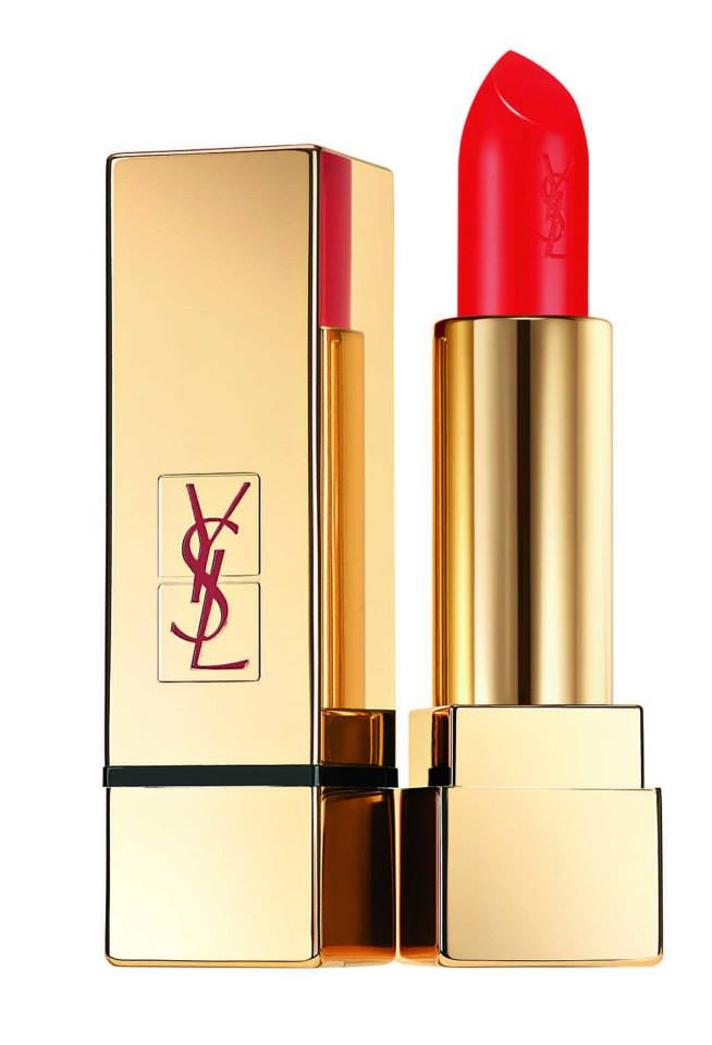 ysl holiday 2013 4 Lindsey Wixson Stars in YSL Holiday 2013 Cosmetics Collection