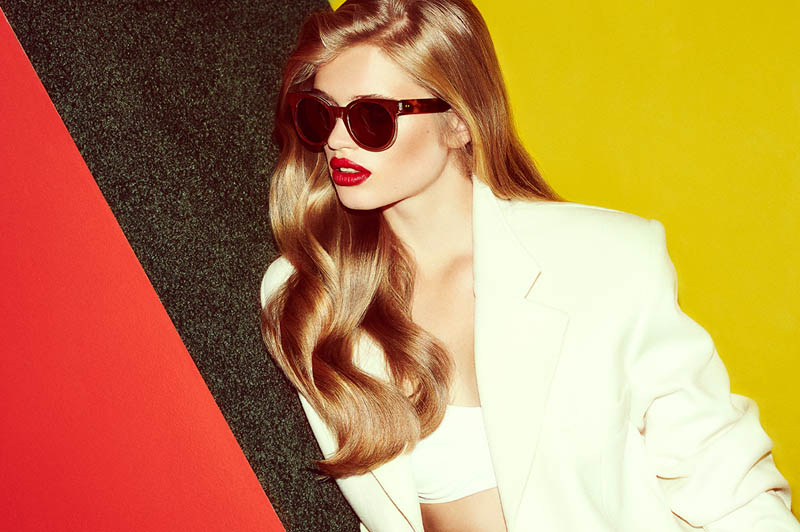 zanzan eyewear1 Ella Merryweather Fronts ZANZAN Eyewears Spring 2014 Collection