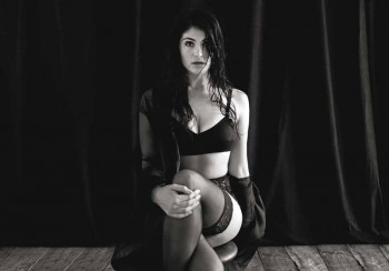 Gemma Arterton Enchants for Un-Titled Project #6 by Dennis Golonka