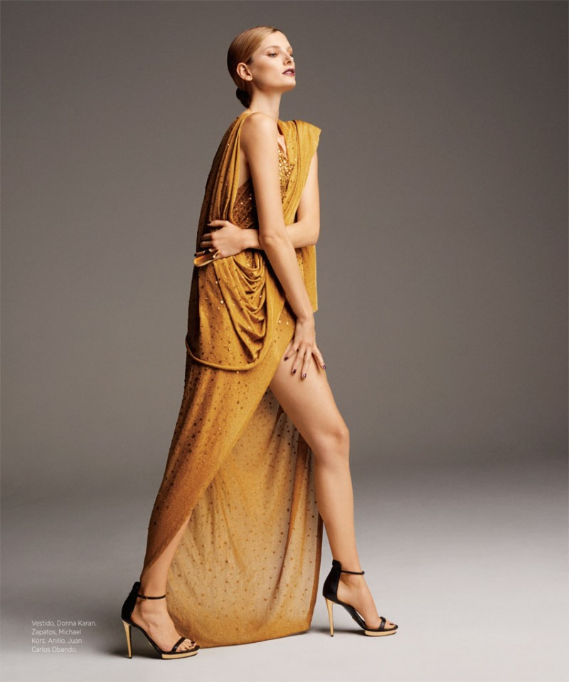 Ava Smith Stars in Harper's Bazaar Latin America by Blossom Berkofsky