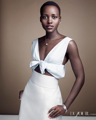 Lupita Nyongo5 326x406 Radiant Orchid | Pantone 2014 Color of the Year