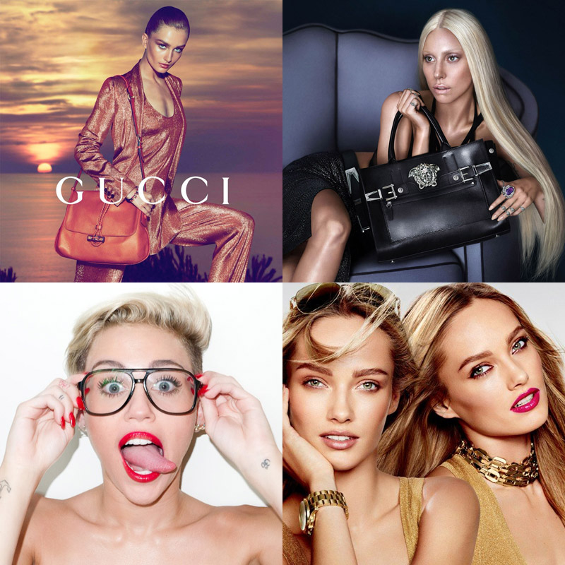 Versace, Miley Cyrus, Michael Kors Amongst Top 2013 Google Searches