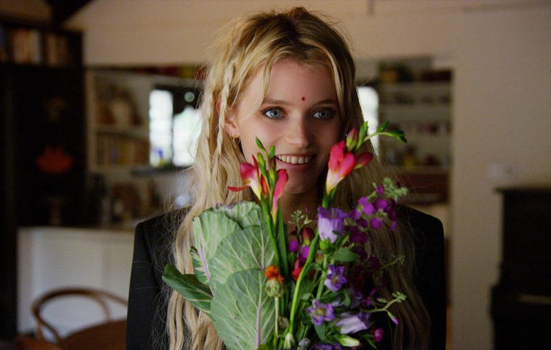 abbey lee id still i D Presents At Home With Abbey Lee Film