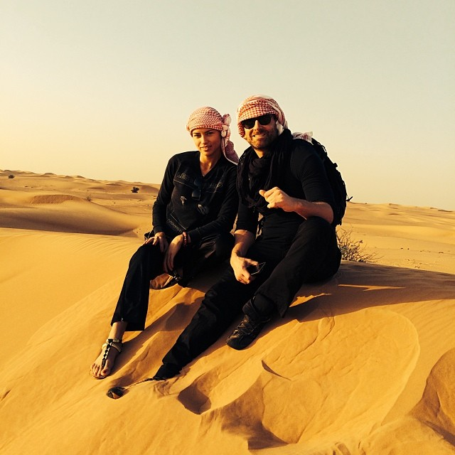 adriana dubai Instagram Photos of the Week | Natasha Poly, Eniko Mihalik + More Model Pics