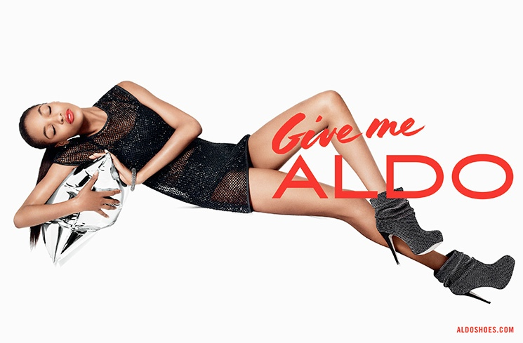aldo holiday 20131 Jourdan Dunn, Jessica Stam + More for Aldo Holiday 2013 Ads by Terry Richardson