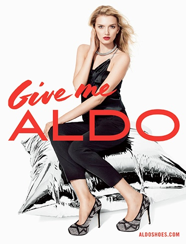 aldo holiday 20133 Jourdan Dunn, Jessica Stam + More for Aldo Holiday 2013 Ads by Terry Richardson